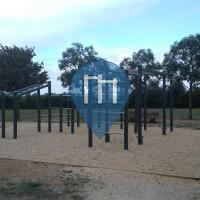 圣埃米娜 -  徒手健身公园 - Aire de service de la Vendée Ouest