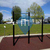 Outdoor-Fitnessstudio - Burnaby - Burnaby Fraser Foreshore Outdoor Fitness Circuit