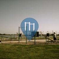 San Diego - Outdoor Exercise Gym - Mission Bay Park