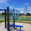 Morlaàs - Barra per trazioni all'aperto - Aires de musculation en accès libre