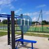 Морлаас - уличных спорт площадка - Aires de musculation en accès libre