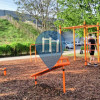 Simmering (Vienna) - Outdoor Fitness Equipment - Louise Montag Gasse