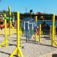 Bratislava - Parque Street Workout - Petržalka