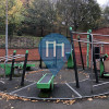 Nottingham - Outdoor Exercise Gym - King Edward Park