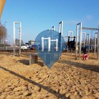 Echt - 徒手健身公园 - Sport park de bandert