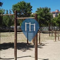 Gimnasio al aire libre - Laguna de Duero - Laguna de duero