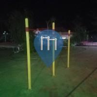 Thị xã Tây Ninh - Exercise Park - Outdoor Pull Up Bars