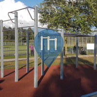 Poing - Calisthenics Park - Sportzentrum