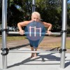 Calisthenics Facility - Brisbane - Outdoor Gym Wickham Park Central Brisbane