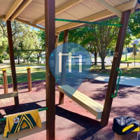 Workout Station - Brisbane - Pegg's Park - Moorooka