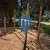 Hughesdale - Calisthenics Equipment / Fitness Trail - Memorial Fitness Court