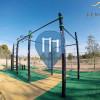 圣比森特德尔拉斯佩格 - 徒手健身公园 - Parque Del Tubo