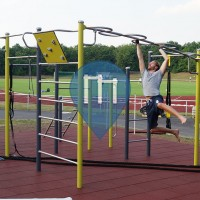 Bayreuth - Parc Street Workout - Université