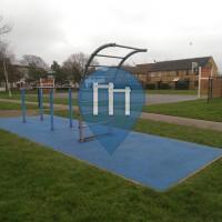 Gimnasio al aire libre - Londres - Outdoor Gym Odessa Road Green Space