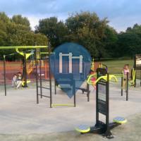 Birmingham - Outdoor Gym - Selly Oak Park