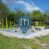 Varna - Outdoor Exercise Gym - Secondary School Hristo Botev
