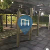 Taipei - Outdoor Gym - Zhongshan
