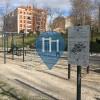Valladolid - Gimnasio al aire libre - Parque de las Moreras