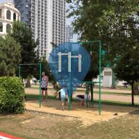 Calisthenics Stations - Batumi - Batumi Lunapark