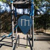 New York City - Public Fitness Equipment - Jaime Campiz Playground