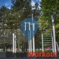 Mladá Boleslav - Parque Calistenia