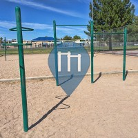 Las Vegas - Parque Outdoor Fitness - Winterwood Park