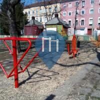 Szeged - Outdoor-Fitnessstudio - Bartók tér