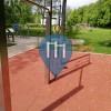 Barra per trazioni all'aperto - Wilsdruff - Trimm-Dich-Pfad Stadtpark Wilsdruff