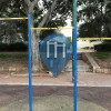 Ramat Gan - Outdoor Pull Up Bars - Sheshet HaYamim Garden