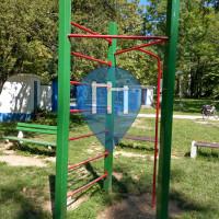 Турник / турники - Малацки - Fitness Parcours