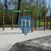 徒手健身公园 - 蒙尼肯丹 - Calisthenics Monnickendam