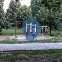 Legnano  - 户外单杠 - Parco Castello