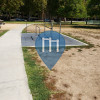 Outdoor-Fitnessstudio - Woodland Hills - Outdoor Fitness Warner Center Park