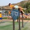 Barra per trazioni all'aperto - Cenes de la Vega - Outdoor Fitness Barras de Cenes de la Vega