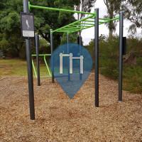 墨尔本 - 户外运动健身房 - McConchie Reserve