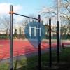 Versalles - Barras de dominadas al aire libre - Stade des Chantiers