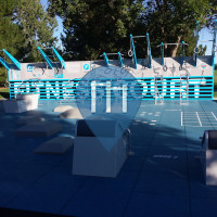 Exercise Park - Denver - Calisthenics Gym Addenbrooke Park