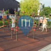 Budapest - Parco Street Workout - Gesztenyés-kert