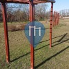 Outdoor workout - Deszk - Calisthenics workout
