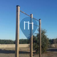 阿尔梅里亚 - 户外运动健身房 - Parque del Andarax