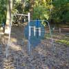 Piła  - Outdoor Fitness Trail - Park Przy Ceglanej