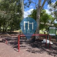 Воркаут площадка - Брисбен - Outdoor Fitness Denham Boulevard Park