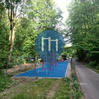 Heiligenhaus - Calisthenics Park - Panoramaradweg