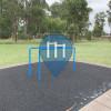 Sídney - Parque Calistenia - RAAF Memorial park