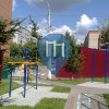Exercise Stations - Ivanteyevka - Iwantejewka Street Workout Park
