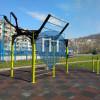 "Plovdiv - Parque Street Workout - bul. ""SVOBODA"""