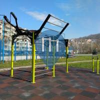 "Plovdiv - Calisthenics Station - bul. ""SVOBODA"""