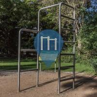 Frankfurt (Main) - Ginasio ao ar livre - Elli Lucht Park