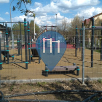 Parco Calisthenics - Stupino - Street Workout Ступино