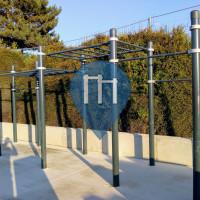 Cherbourg-en-Cotentin - Parc Street Workout - Équeurdreville-Hainneville